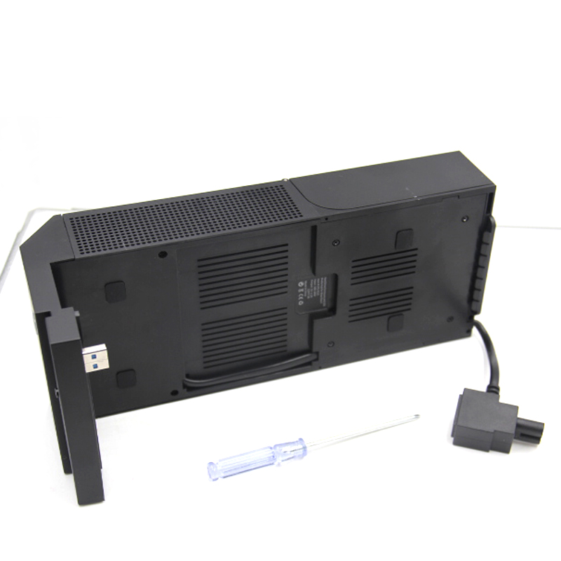 US $34 2 |For XBOX ONE X Hard DRIVE Enclosure With USB 3 0 HUB-in  Replacement Parts & Accessories from Consumer Electronics on Aliexpress com  |