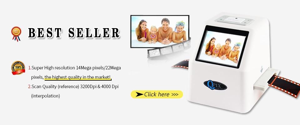 BIG SALE] High Resolution Film Scanner Scanning And Capture 17 9