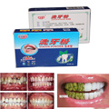Dental Care Herbal Teeth Whitening Powder Remove Smoke Tea Black Yellow Stains Plaque Halitosis Toothpaste Teeth Tartar Stains