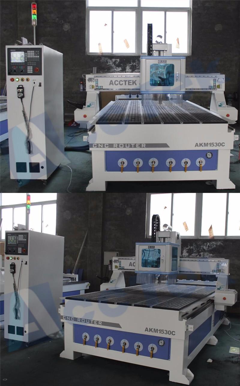ATC cnc machine 1530