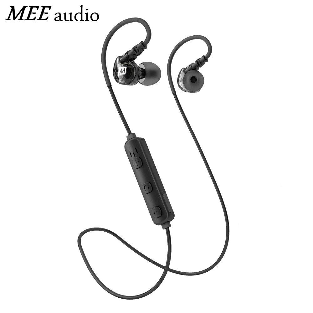 bilder für Marke MEE audio X6 PlUS Bluetooth 4,0 SCHWEIßRESISTENTE Sport Kopfhörer Mit Mic Anrufe Media Playback Control Bass Kopfhörer