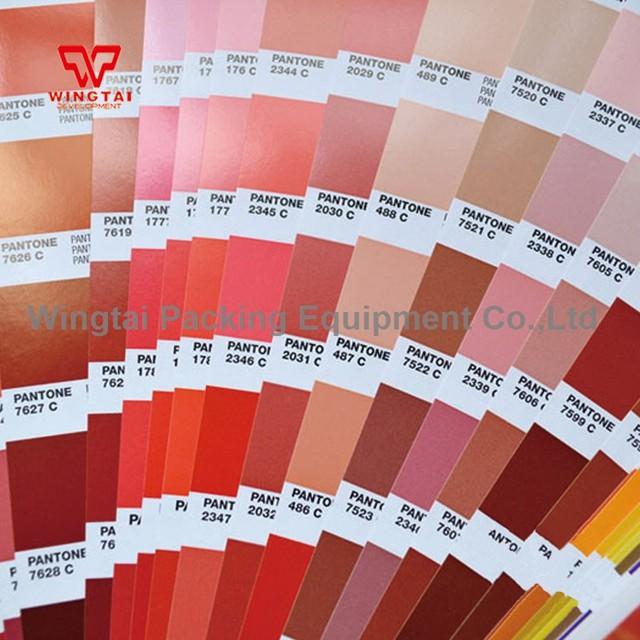Online Shop 1 Setpack Pantone Color Card Gp1601n Formula Guide