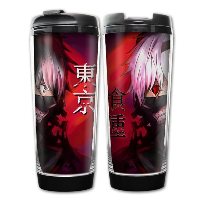 Tokyo Ghoul Stainless Steel Portable Vacuum Cup