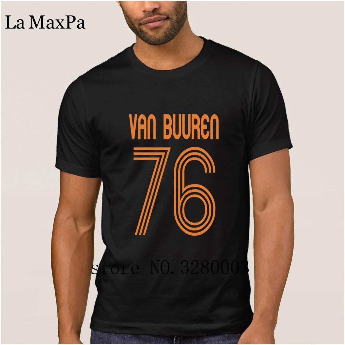 2f72ce5e99c La Maxpa printed Authentic mens t shirt armin van buuren 76 mens t-shirt  Spring