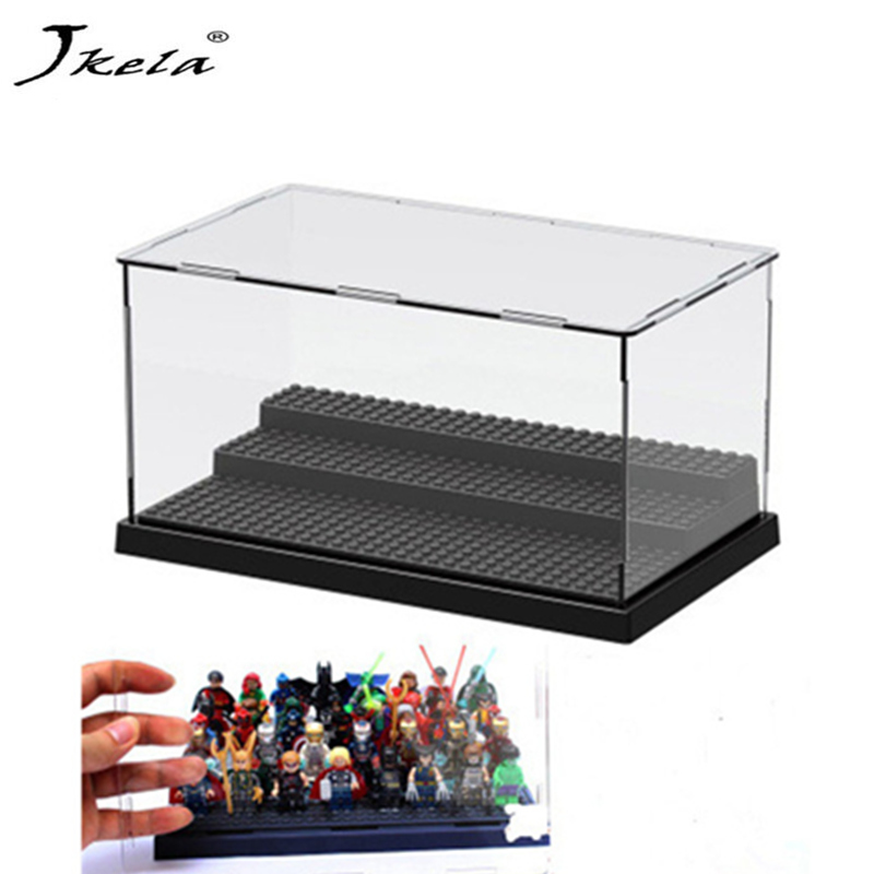 цена на [New] Block Display For batman movie Super Heroes Series Classic Model Figure Building Blocks Toys Compatible Legoingly