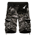 2017 Casual Shorts Men Hot Sale Camouflage Summer Clothing Army Camo Work Shorts Men Cotton Loose Casual Shorts Homme Plus Size