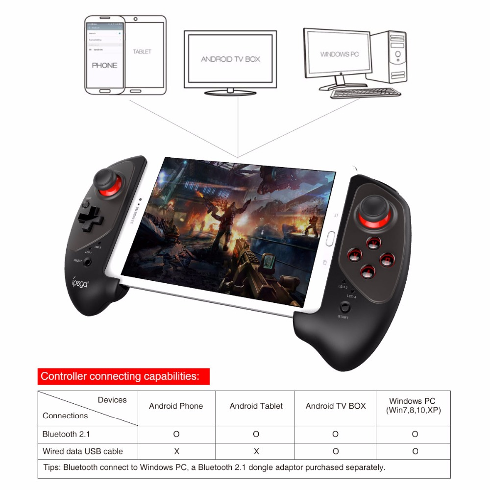 iPEGA PG-9083 Gamepad for PC (2)