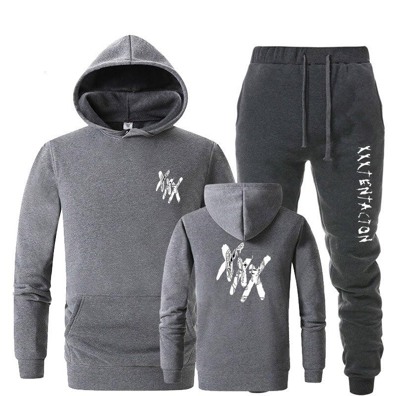 9ed67378 2019 новый мужской модный брендовый спортивный костюм свитер повседневный  мужской s survete мужской t hat с