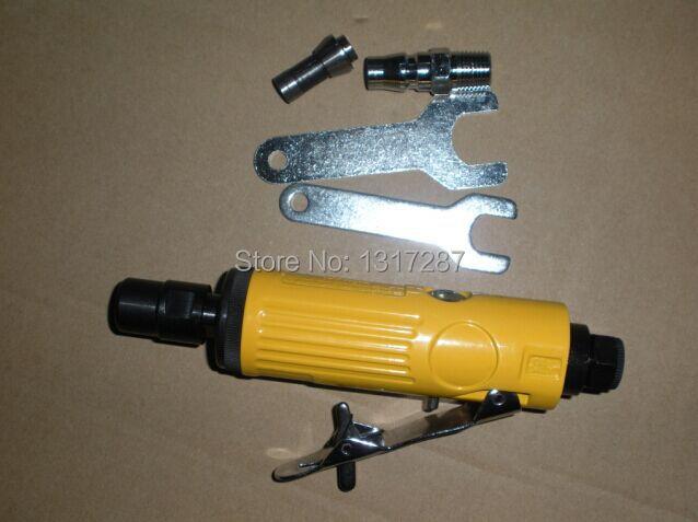 7032 amarillo acabado de hornear amoladora neumática herramienta de - Herramientas eléctricas - foto 1