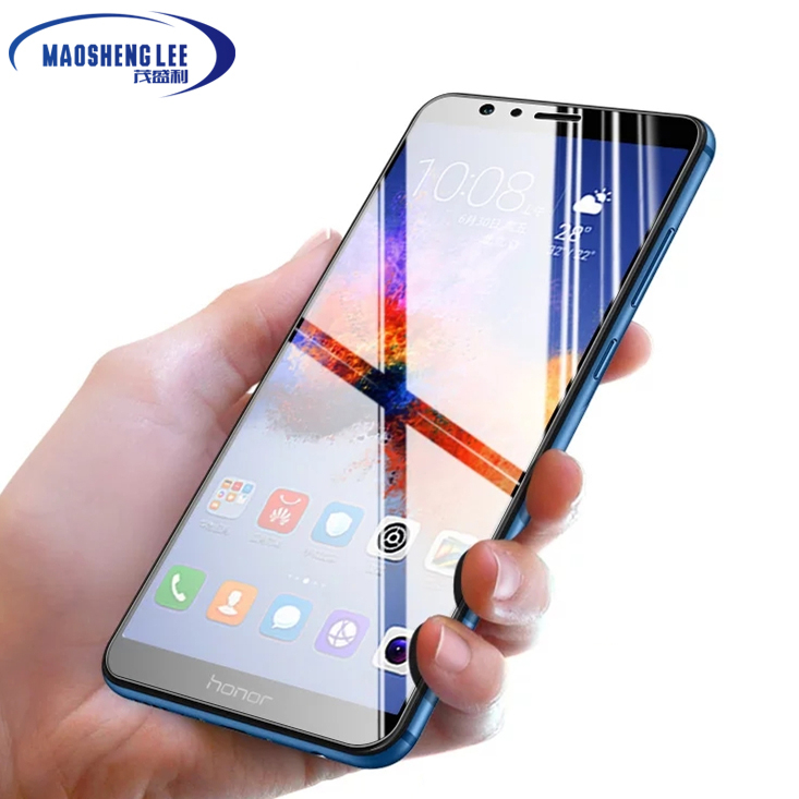 2pcs/lot Full <font><b>Tempered</b></font> <font><b>Glass</b></font> For Huawei <font><b>Honor</b></font> 7X <font><b>8X</b></font> <font><b>Glass</b></font> Screen Protector 2.5D 9h <font><b>tempered</b></font> <font><b>glass</b></font> For Huawei <font><b>honor</b></font> <font><b>8X</b></font> 7X <font><b>glass</b></font> image