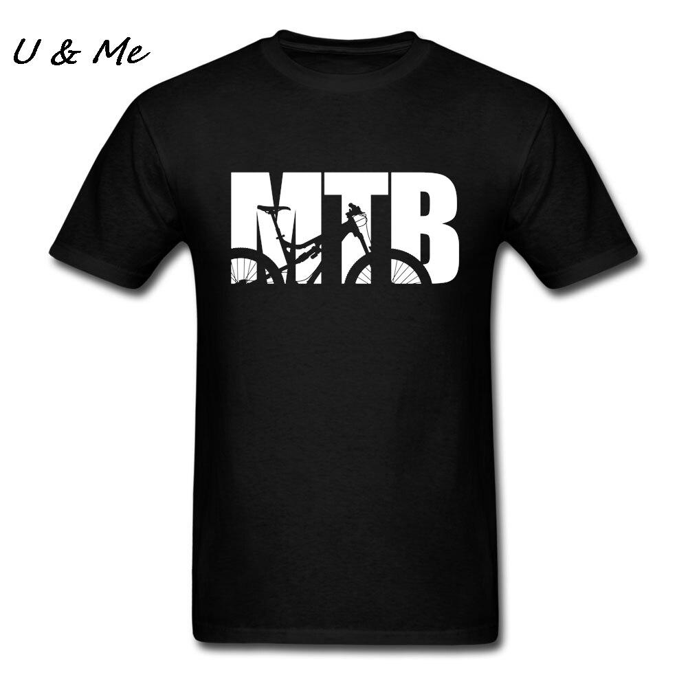 Vtt T Shirt Hommes Punk Noir Tops Hippie Coton VTT Cycle T-Shirts Chemises À Manches Courtes Adulte Cadeau