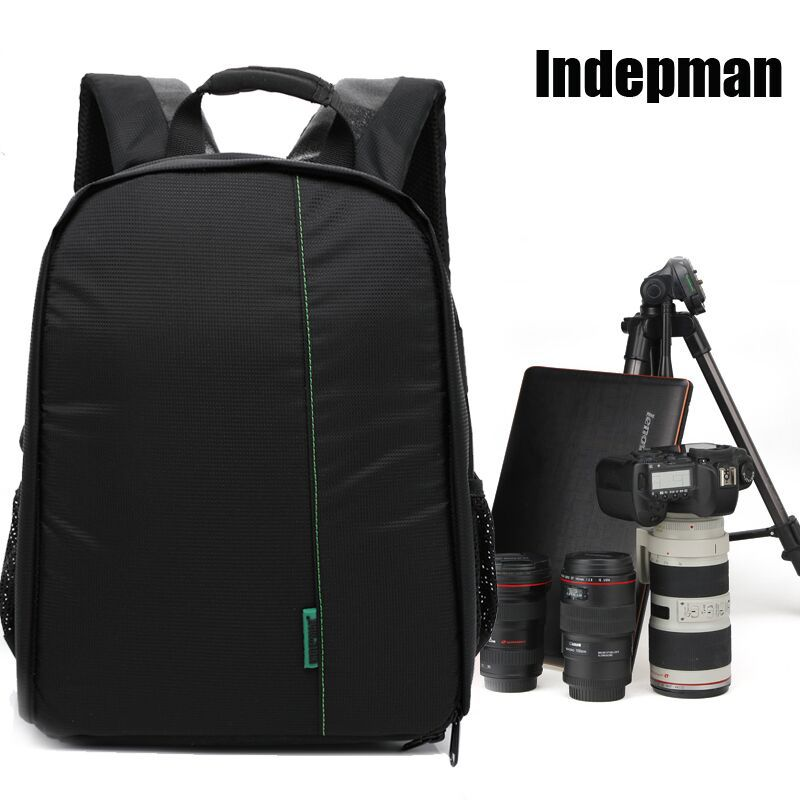 Online Shop indepman brand New Pattern waterproof Backpack DSLR ...