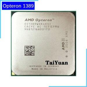 AMD Third Generation Opteron 1389 X4 1389 2.9 GHz Quad-Core CPU Processor OS1389WGK4DGI Socket AM3