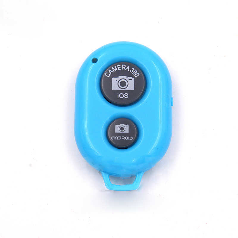 Mini 433M Hz Bluetooth Remote Control Tombol Android Smartphone Bluetooth Nirkabel Selfie Tongkat Pengatur Waktu untuk iPhone X