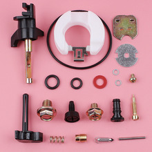 2pcs/lot Carburetor Rebuild Repair Kit For Honda GX160 GX200 5.5HP 6.5HP GX 160 200 4 Stroke Lawn Mower Engine Replace Part