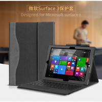 Tablet PC Cover For 10 8 Microsoft Surface 3 Creative Design Laptop Sleeve Case PU Leather