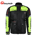 Riding Tribe Men Motorcycle Racing Riding Clothing Motocross Off-Road Windproof Waterproof Jackets Pants with Removable Liner