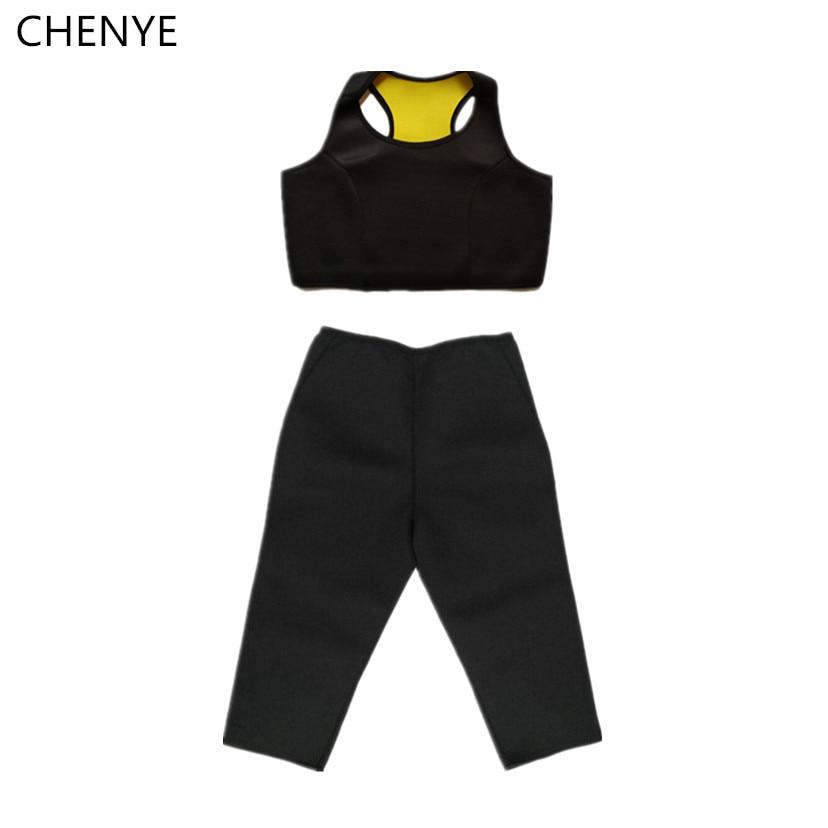Hot Body Shapers Womens Slimming Pants Waist-Trimmer Slimming Shorts Hot Thermo Neoprene Sweat Sauna Shaper vest Bras Shapewear