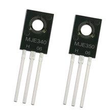 MCIGICM 10 пар в комплекте; MJE340 MJE350 to-126