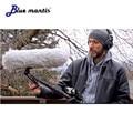 Синий mantis Blimp лобовое стекло и подвеска для дробовиков микрофоны клетка ручка амортизатор ветер свитер Микрофон Кабель
