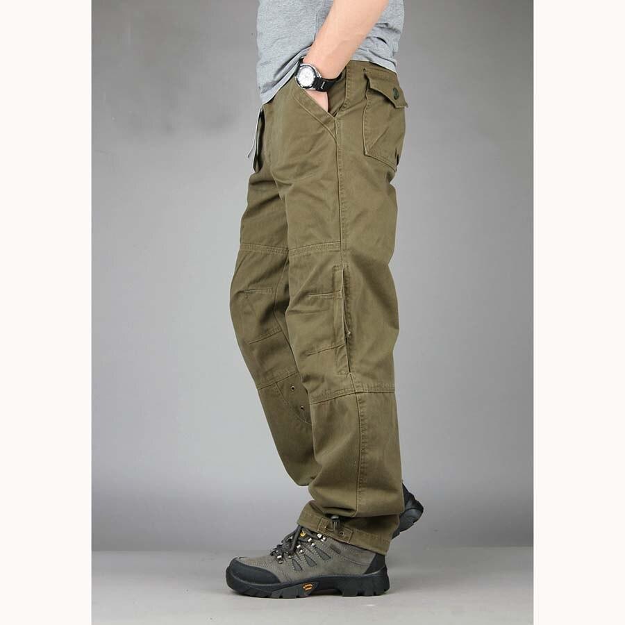 Popular Mens Straight Leg Cargo Pants-Buy Cheap Mens Straight Leg ...
