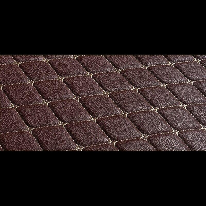 Coffre arrière de voiture tapis de voiture tapis de coffre cargo doublure pour bmw x1 e84 f48 x3 e83 f25 x4 e85 e86 e89 x5 e53 e70 f15 2011-2018 - 5