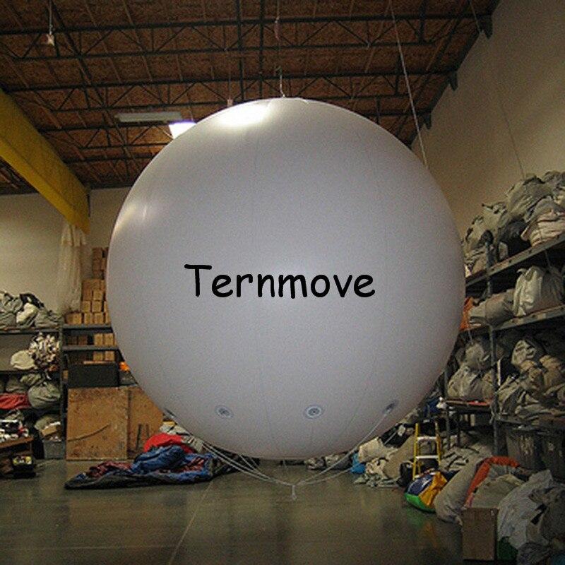 Balão inflável gigante publicidade colorida pvc decorações de festa balões de hélio publicidade publicidade hélio céu esfera bola