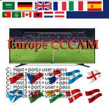 Europe Cccam Cline for 1 year DVB-S2 Spain Free Test Server for Spain/Italy/Portugal/Germany GTmedia V8 Nova V7 HD server gaa21750ak3 lift elevator server test conveyor lcd debugging tool for otis