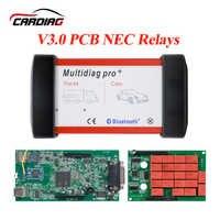 ใหม่ Multidiag pro TCS PRO CDP TCS 2015 R3 พร้อม keygen 2016. R1 ฟรี active OBDII OBD2 เครื่องมือสำหรับรถยนต์/รถบรรทุกรหัส reader