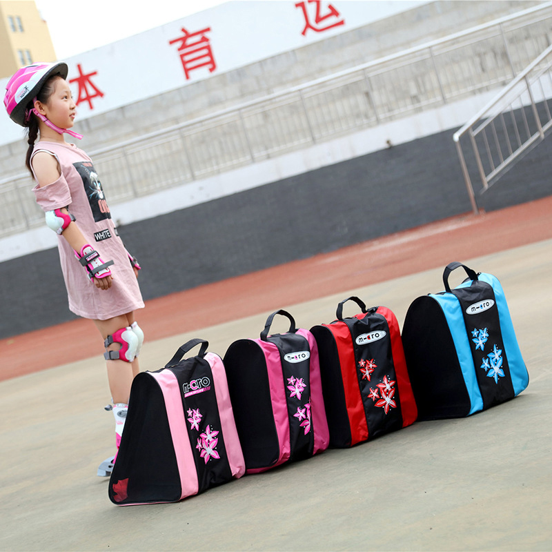 Ən çox satılan! İsti YENİ Uşaqlar Yetkin Buz Bağlı Roller - Velosiped sürün - Fotoqrafiya 6
