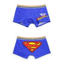Cartoon youth Boxers Underpants Underwear Men Boxer Cotton s