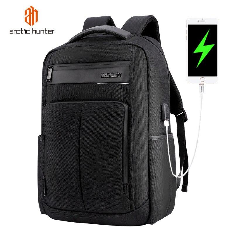 2018 New Anti thief USB Bagpack 15 6inch Laptop Backpack Men Fashion School Backpacks Bag Teenage