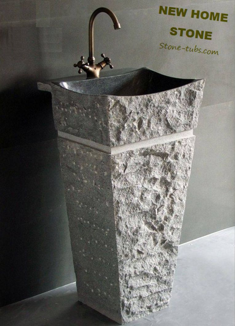 Stone sink pedestal craftsman deep well impact sockets