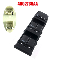 Master Power Window Control Switch For 2006 2014 Chrysler Dodge Jeep 4602736AA