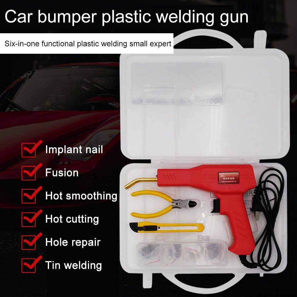 50W PVC Plastic Repairing Machine Car Bumper Repair Hot Stapler ...