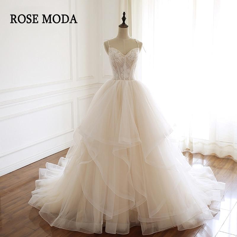 Rose Moda Organza Short Wedding Dress With Feathers Destination Wedding Dresses Boho Ivory Short Reception Dress Real Photos Weddings & Events