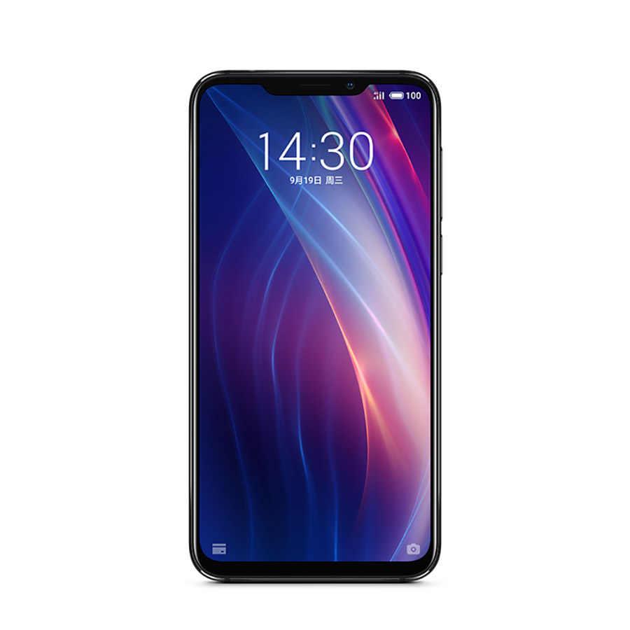 """Tout nouveau téléphone Mobile Meizu X8 4G LTE 6.2 """"6 GB RAM 64 GB ROM Snapdragon 710 Octa core Android empreinte digitale 20MP caméra Smartphone"""