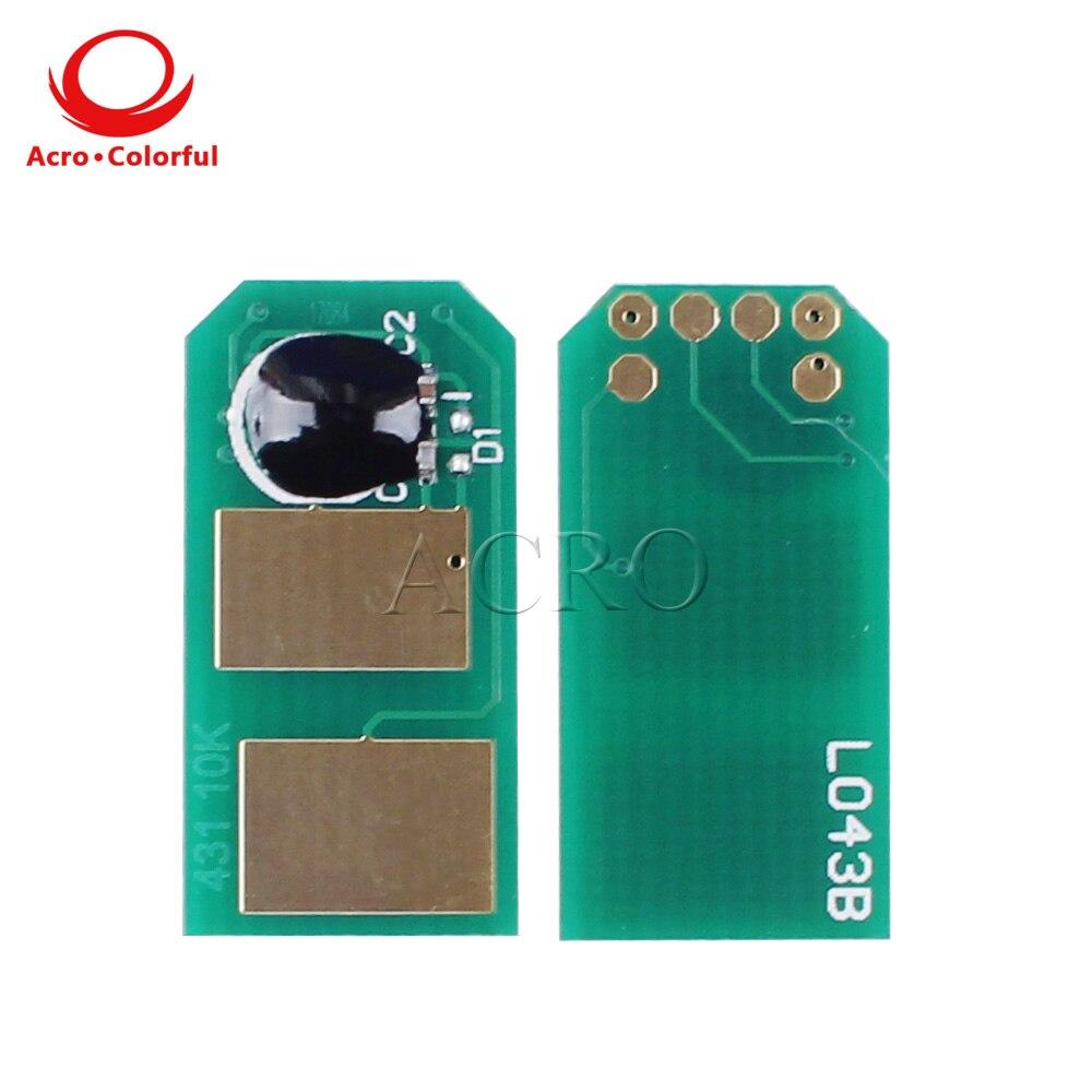 10 K 44574901 44574902 44574906 de reset chip do cartucho de toner para OKI B431 MB461 MB471 MB491 Impressora a laser