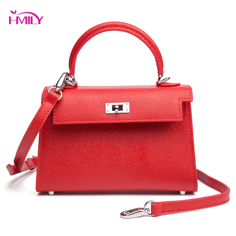 HMILY Women Handbag Genuine Leather Ladies Messenger Bag Women Bag Natural Cowhide Daily Shoulder Bag Socialite hmily women handbag genuine leather ladies messenger bag women bag natural cowhide daily shoulder bag socialite