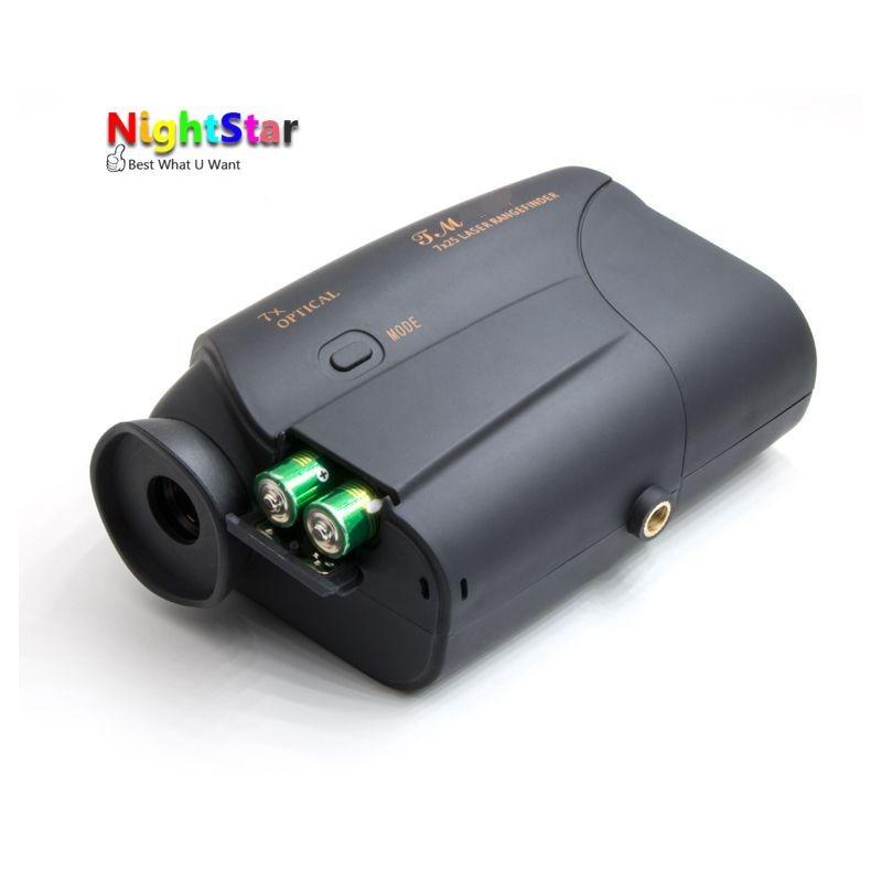 Compact 7X25 1000m Laser Rangefinder Laser Range Finder Golf Rangefinder Hunting Telescope Monocular Distance Meter Speed