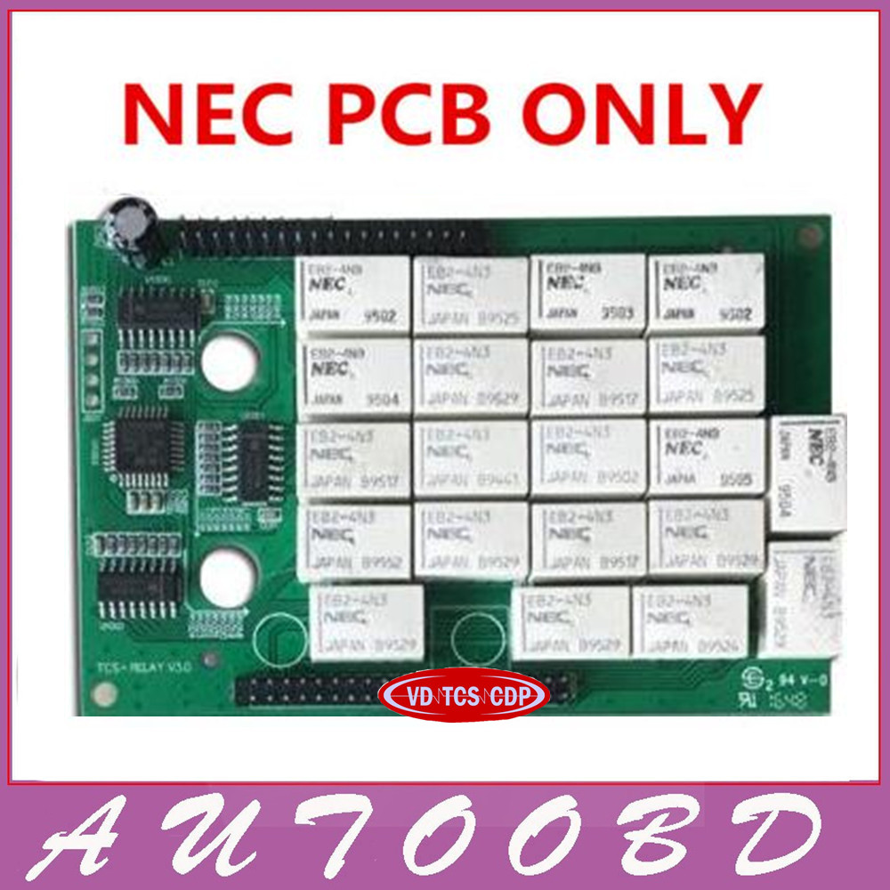NEC relay PCB /NEC Relay Panel /PCB Board Chip only for VD TCS CDP PRO PLUS/MVD/W-OW /Multidiag pro+ vs s720 10g 3cxl куплю