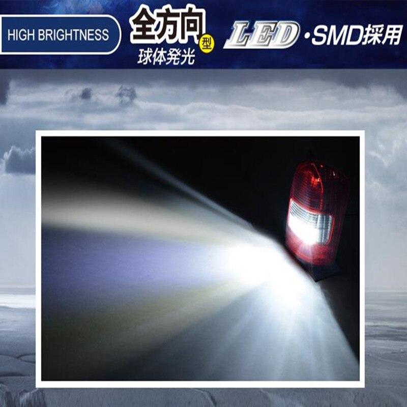 6000K 3157 Avtomatik LED Avtomobil lampaları Əyləc İşıq - Avtomobil işıqları - Fotoqrafiya 3