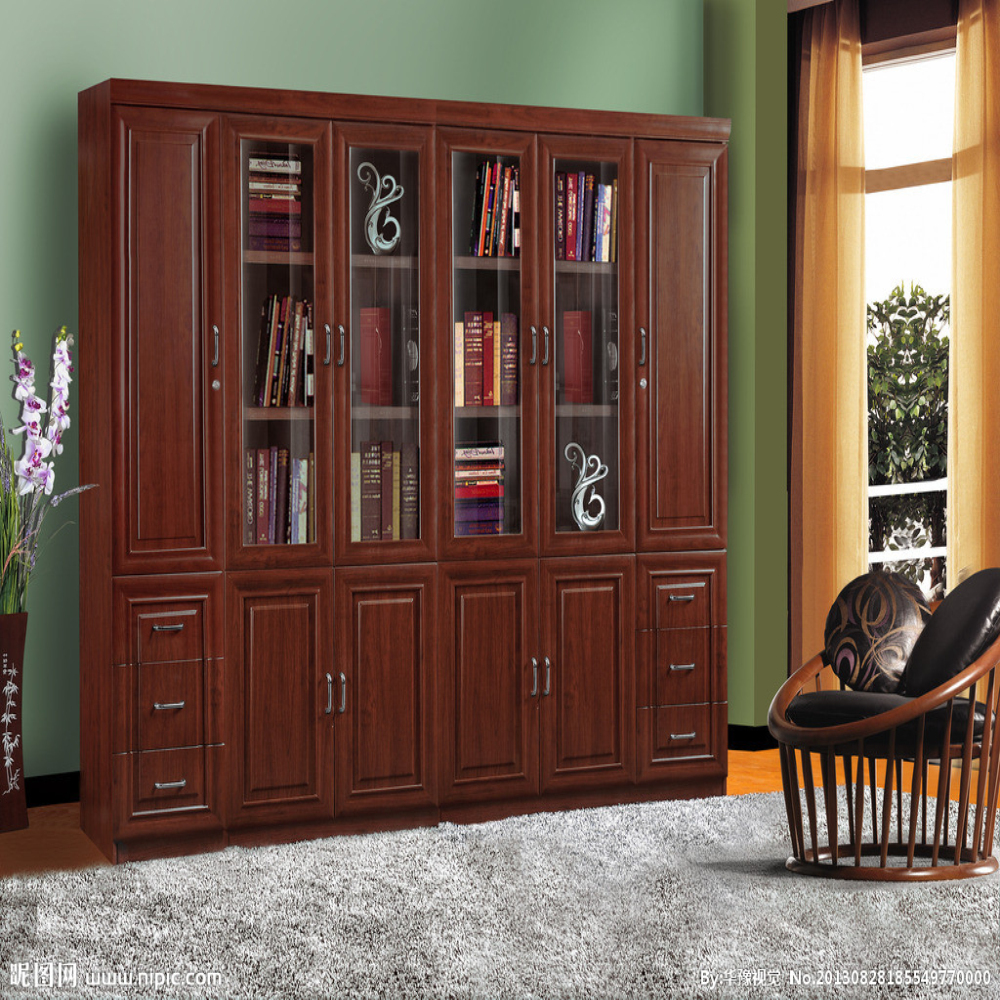 Online buy wholesale oak bookcase from china
