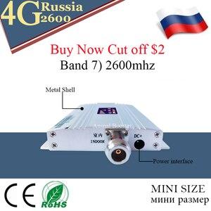 Image 4 - 2600mhz amplificateur cellulaire Internet 4G amplificateur de signal Mobile 4g répéteur de signal 4G amplificateur cellulaire répéteur de signal Internet