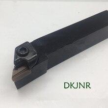 DKJNR DKJNL DKJNR2525M16/DKJNL2525M16 ผู้ถือเครื่องมือหมุนภายนอกใช้กับ KNUX160405R11/KNUL160405R11 KNUX แทรก