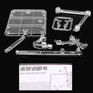 Image 4 - 2020 New Bracket Model Soul Bracket Stand For Stage Act Robot Saint Seiya Toy Figure