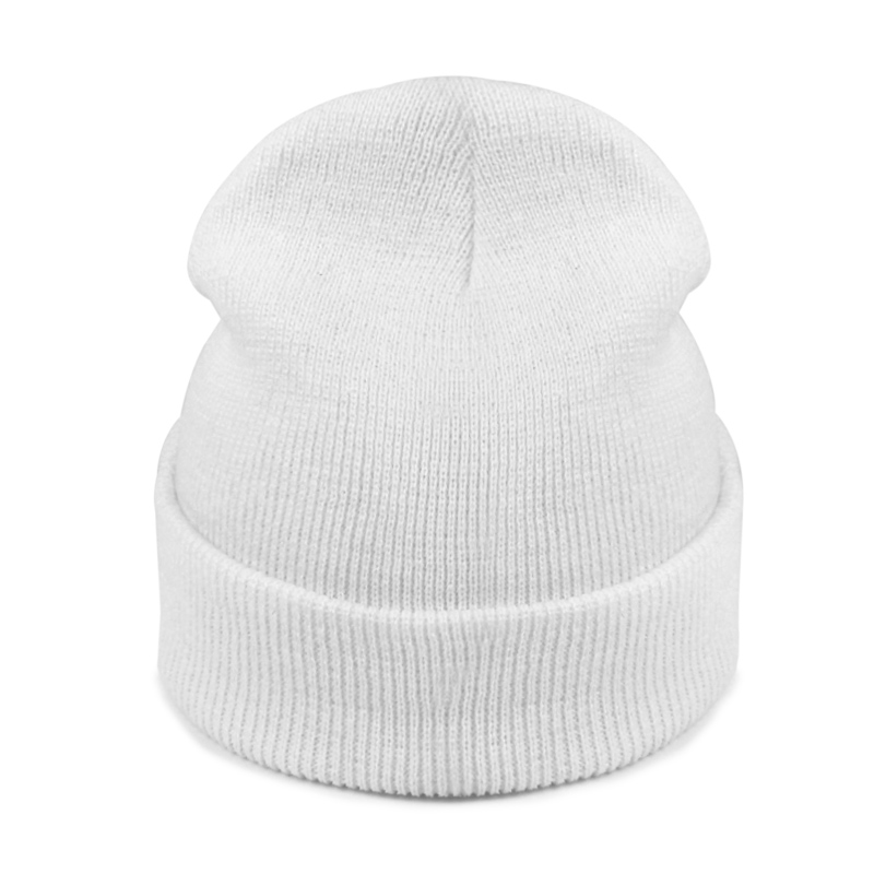 Soft Retro Style Bulgaria Silhouette Ski Hat for Men Women Unisex Knit Hat
