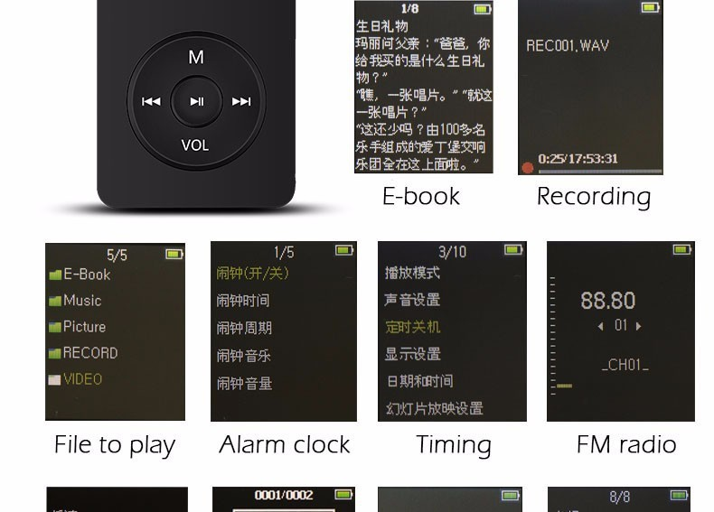Mp3 HIFI Player (4)