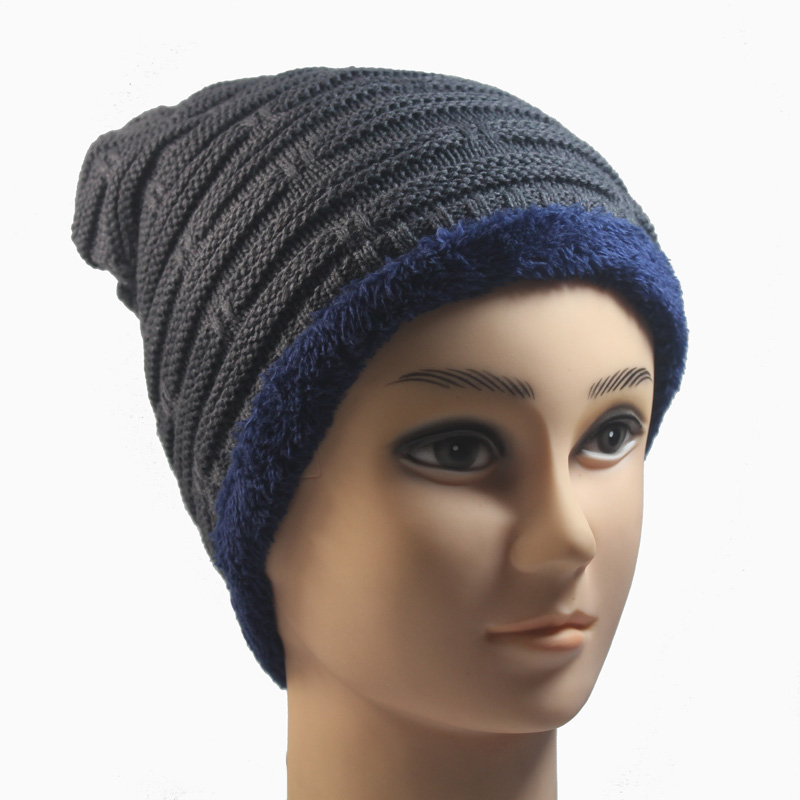 Bylagastreet Unisex New Knitted thickening Hats Winter ...