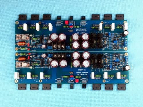 KSA100 Class A or Class AB Assembled Hi-Fi AMP Power Amplifier Board